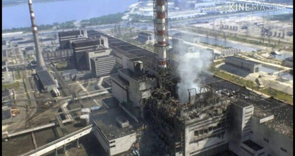 Чорнобильська трагедія. Пам'ятаємо