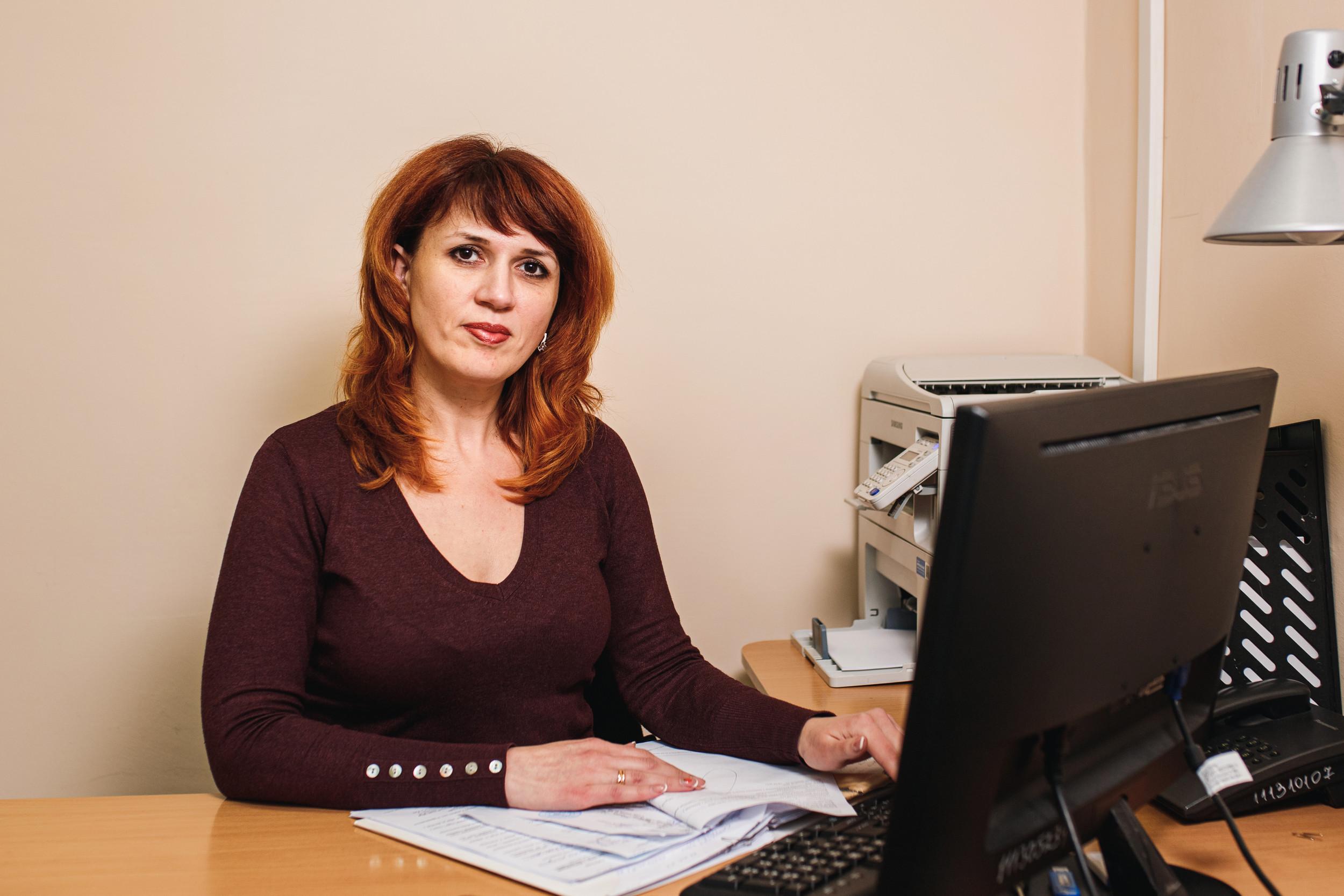 Ганчієвська Вікторія Володимирівна, головний бухгалтер