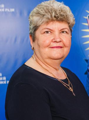 Олексюк Тетяна Антонівна, вихователь гуртожитку.
