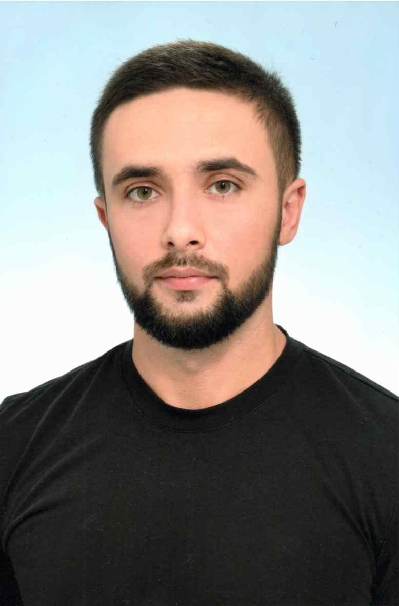 Лапатін Роман Анатолійович, викладач фізичного виховання